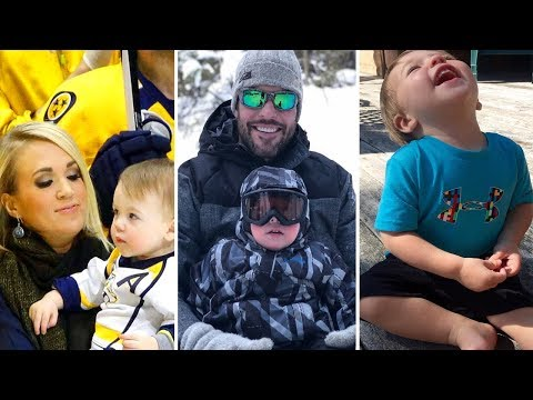 Carrie Underwood Son 2018 ► Isaiah Michael Fisher