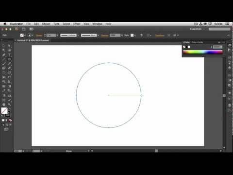 How To Get Started with Adobe Illustrator CS6 - 10 Things Be