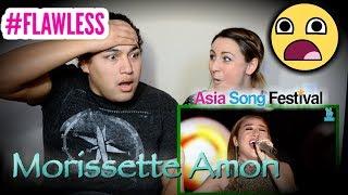 Video MORISSETTE AMON'S 2017 ASIA SONG FESTIVAL (COUPLES REACTION) download MP3, 3GP, MP4, WEBM, AVI, FLV Juli 2018