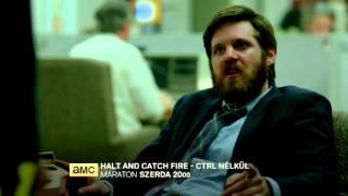 Halt and Catch Fire - szilveszteri maraton az AMC-n!