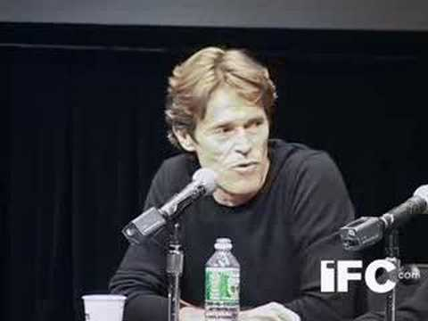 Abel Ferrara & Willem Dafoe: On making