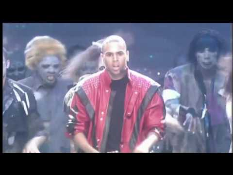 Chris Brown - Thriller - World Music Awards 2006 (HD 720p)