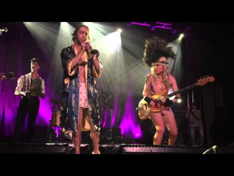 The Woohoo Revue at Estonian House