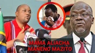 Chadema washindwa kukaa kimya, wamtumia rais magufuli ujumbe mzito juu ya kifo cha mama kabendera