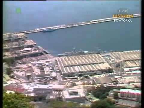 """PRL Dokument: """"Gibraltar"""" - film dokumentalny (1984r.)"""