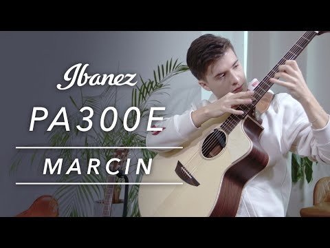 Ibanez PA300E-NSL with Marcin