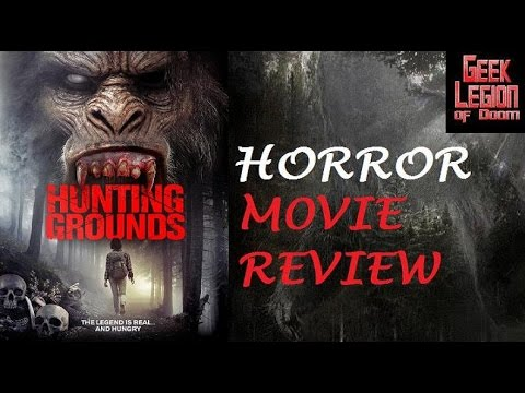 Download HUNTING GROUNDS ( 2017 Bill Oberst Jr. )  aka VALLEY OF THE SASQUATCH Horror Movie Review