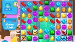 Candy Crush Soda Saga level 64 no booster
