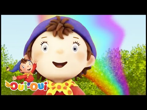 Oui Oui Officiel | On a Volé L'Arc-En-Ciel | Dessin Animé C