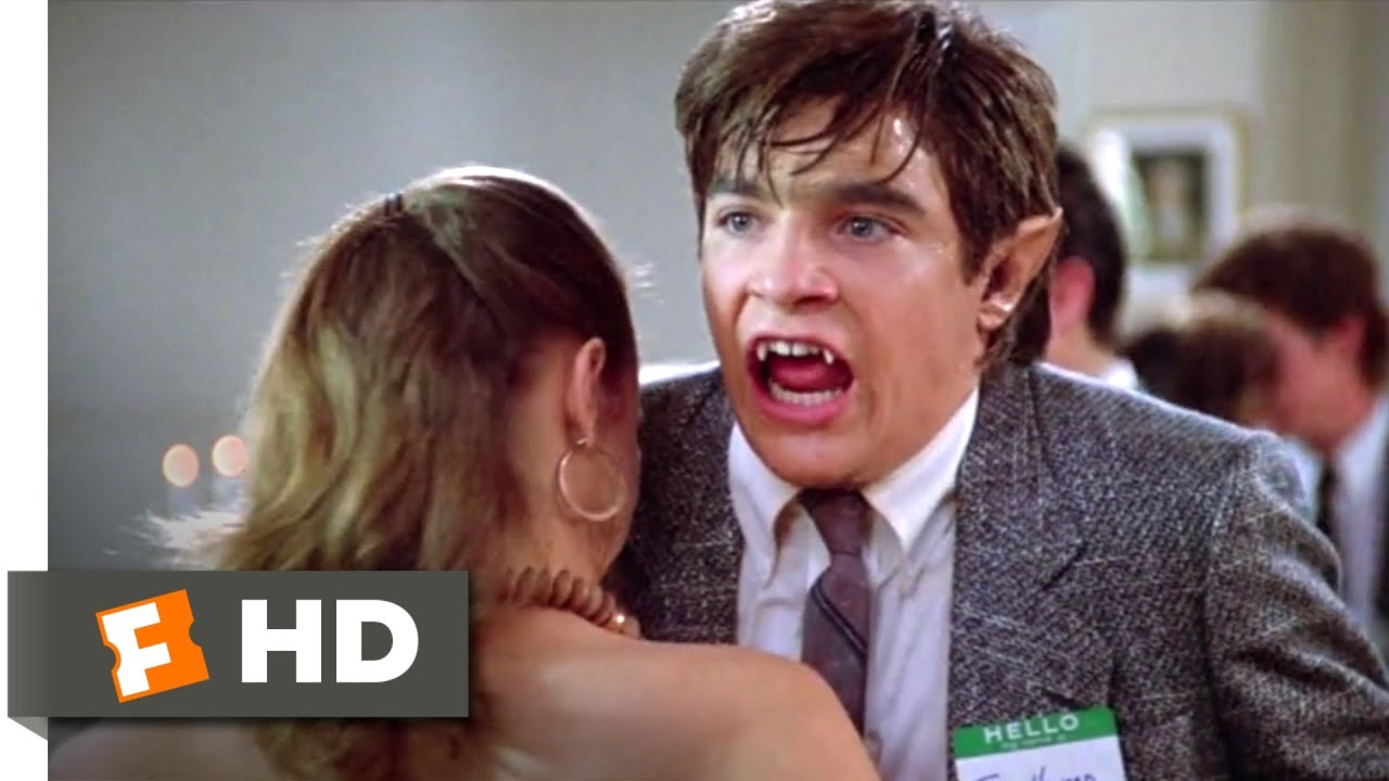 Teen Wolf Too (1987) - Dancing With a Dog Scene (3/12) | Movieclips