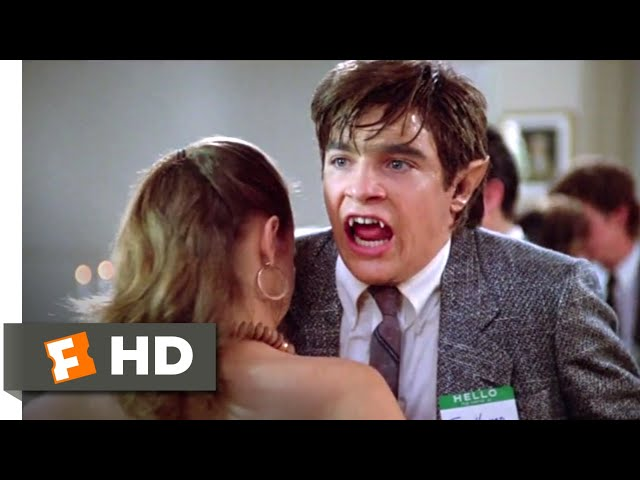 Teen Wolf Too (1987) - Dancing With a Dog Scene (3/12)   Movieclips