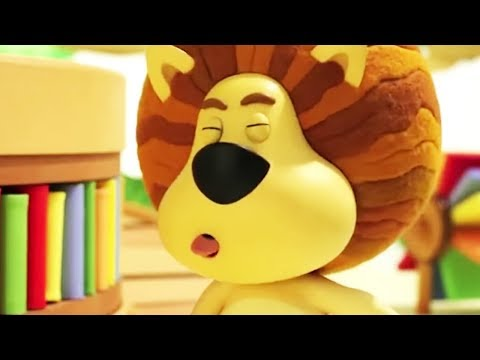 Raa Raa The Noisy Lion Official | Whistle Worries | Kids Movies | Videos For Kids