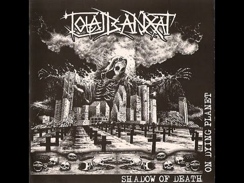 Total Banxat - Shadow Of Death On Dying Planet CD [D-beat Punk]