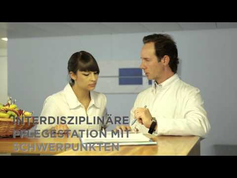 "Jobvideo ""Pflege"" - Klinik Im Park"