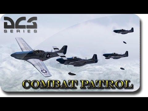 DCS: World War II ► Dogs Of War, Combat Air Patrol (Ft. Ralfidude)