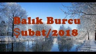 Balık Burcu Şubat 2018 Astrolojik Yorumu//Astrolog Gülşan Bircan