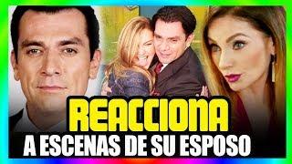 ⛔ ¡ Elizabeth Alvarez Reacciona 😡🚨 ante escenas de Marjorie de Sousa y Jorge Salinas !