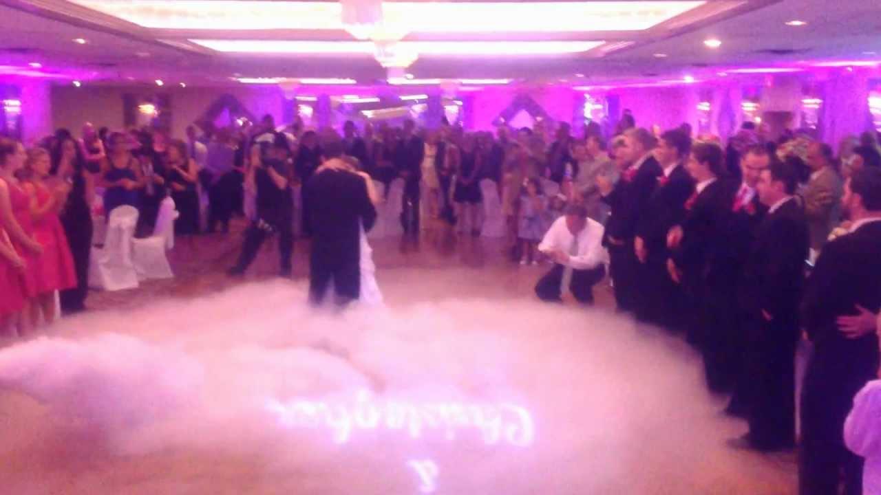 Wedding Dancing on a cloud First Dance  Seward Park Tech