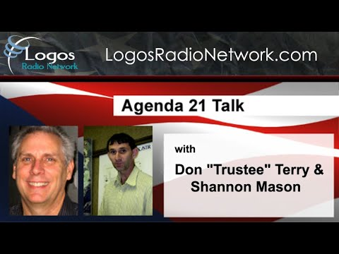 Agenda 21 Talk with Don Terry (2018-01-09)