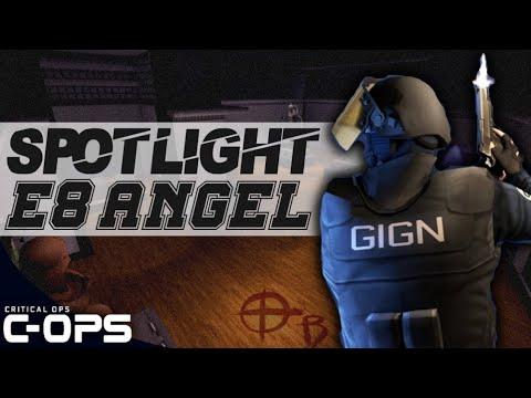 COPS - SPOLIGHT E8 ANGEL (THE SNIPER GOD)
