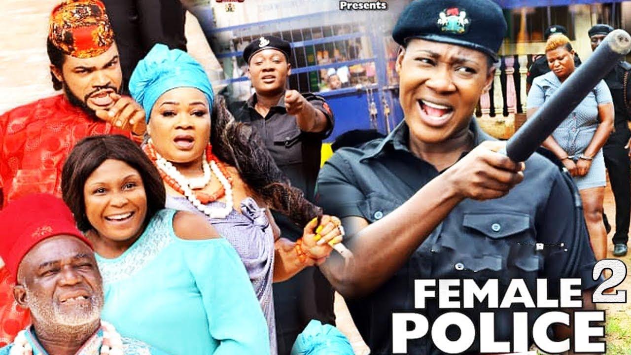 Download Female Police Season 2 - Mercy Johnson  New Movie  Latest Nigerian Nollywood Movie