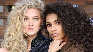 2018 BEST CURLY HAIR PRODUCTS | HIGH END + DUPES