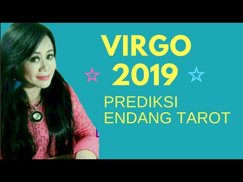 PERUNTUNGAN ZODIAC VIRGO 2019 | YEARLY HOROSCOPE | Endang Tarot - Fortune Teller (Indonesia)