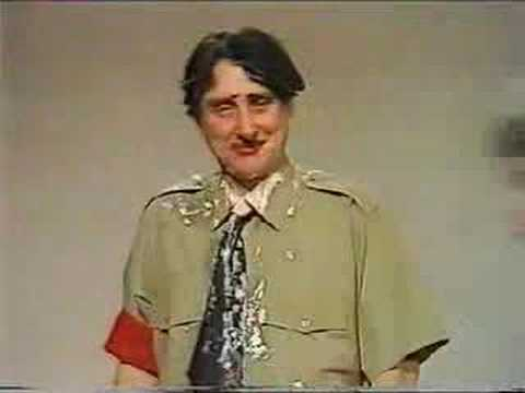 Spike Milligan - Hitler Sings