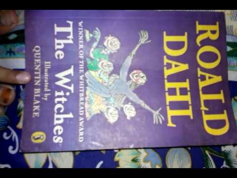 Roald Dahl S THE WITCHES CHAPTER 1