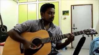 Priyathama Neevachata kusalama Guitar ft.Nani!! kammani ee premalekhane Guitar (YVM)