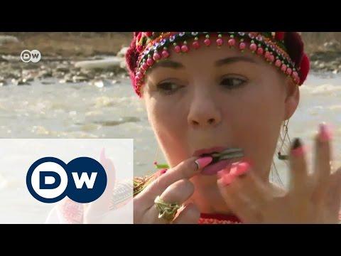 Ukrayna'nın son şamanları - DW Türkçe
