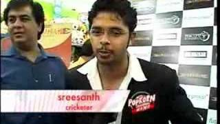 Sreesanth launches Hanuman Returns products