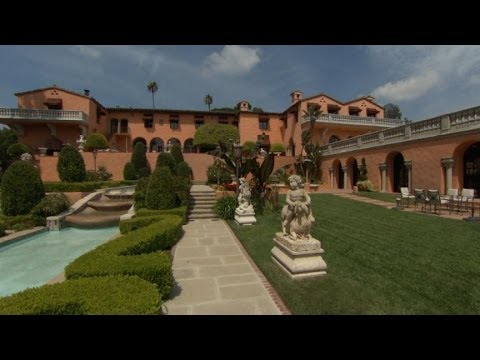 Famed Movie Mansion Goes on Sale in Beverly Hills