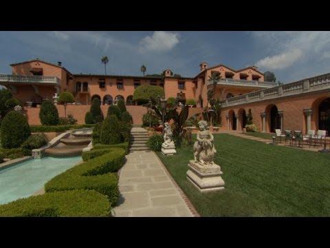 Famed Movie Mansion Goes on Sale in Beverly Hills