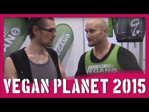 One Vegan Planet - vegane Messe in Wien - Interview mit Karl Ess