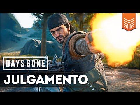 DAYS GONE: O JULGAMENTO