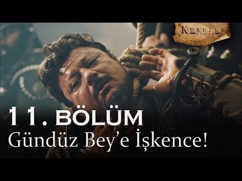 Gündüz Bey'e işkence ediyor - Kuruluş Osman 11. Bölüm