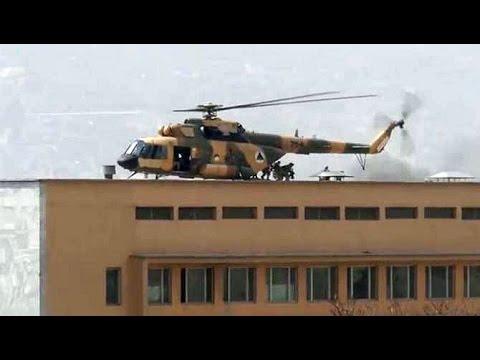 ISIS Gunmen storm Military Hospital in Afghanistan