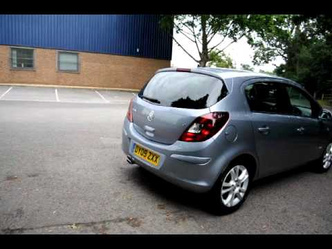 vauxhall corsa charters camberly dy09 zxx