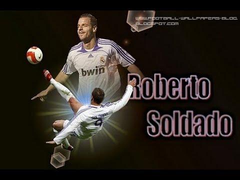 Roberto Soldado | Skills, Passes, Goals | Valencia | 2012 - 2013 HD @ Football Scout