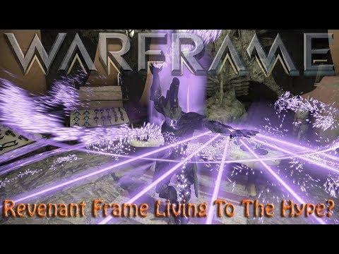 Warframe - Revenant Frame Living To The Hype?