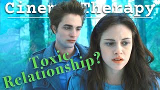 Relationship Therapist cringes at DATING in TWILIGHT