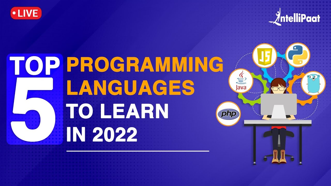 Top 5 Programming Languages to Learn in 2021 | Top Programming Languages | Intellipaat