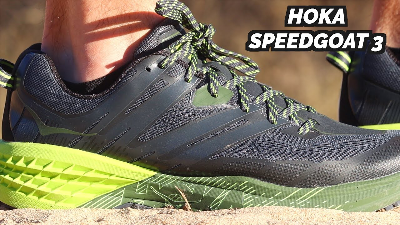 speedgoat 3 review