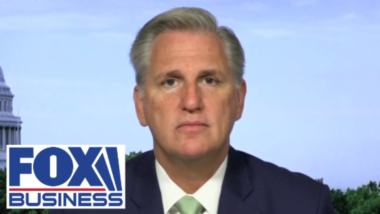 McCarthy says 'Dems would rather dismantle the nation' ahead of SCOTUS pick