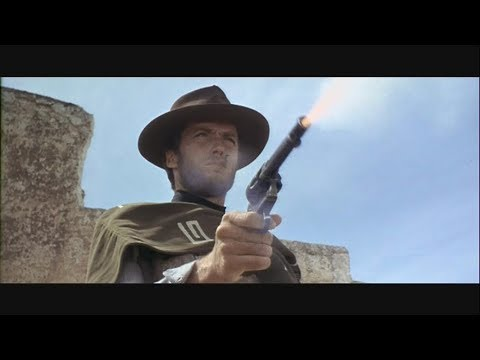 Clint Eastwood/Sergio Leone 'Dollar Trilogy' Every shot fired in Chronological order