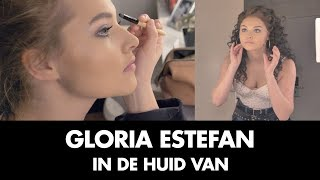 Vajn van den Bosch als Gloria Estefan  In De Huid Van