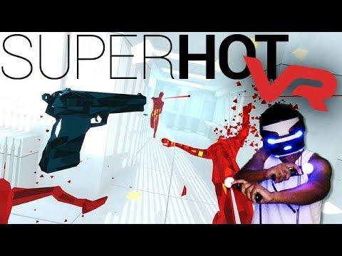 I FEEL LIKE A SUPERHERO | Super Hot VR