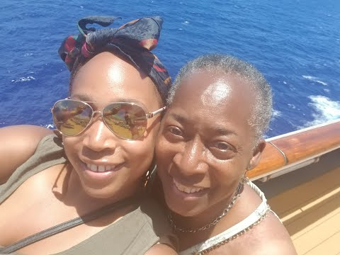 NEW! CARNIVAL SUNRISE SHIP TOUR! |JUNE 2019| OFFICIAL MOTHER DAUGHTER CRUISERS
