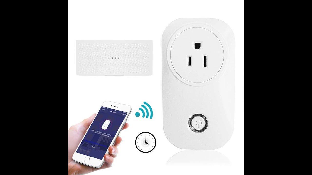 Taope Smart Wifi Garage Door Opener Remote Controller